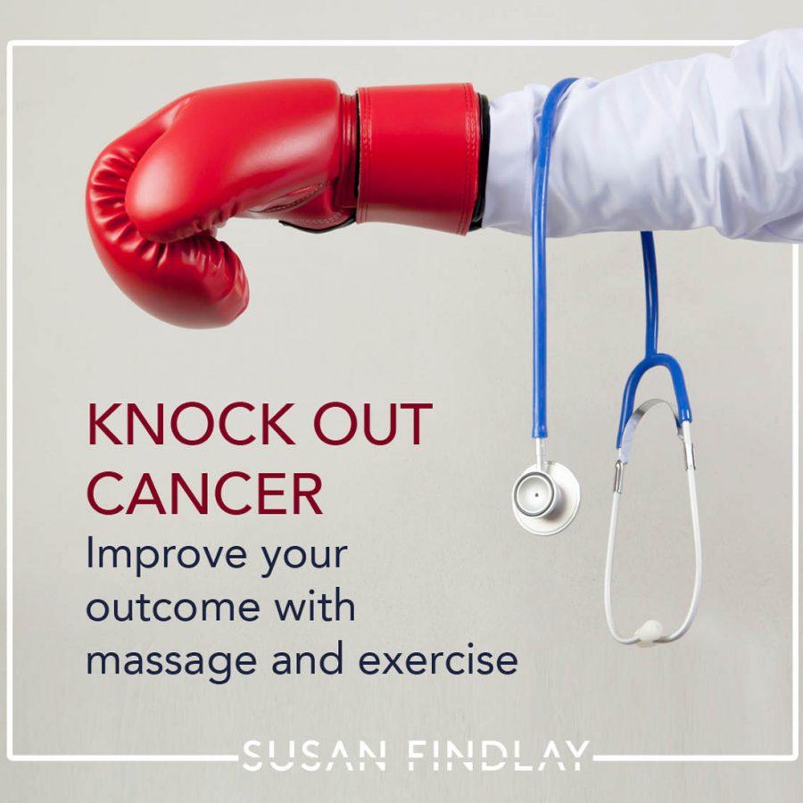 Massage exercise cancer blog