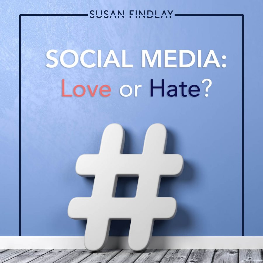 Social Media Love or Hate