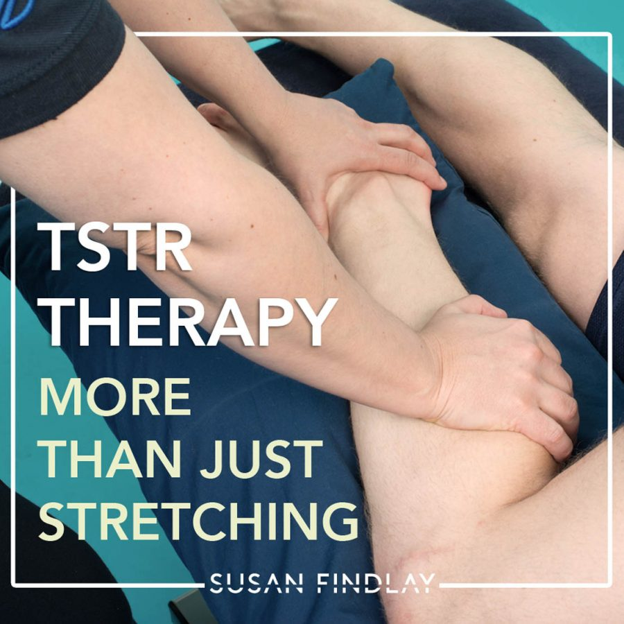 TSTR More Than Just Stretching