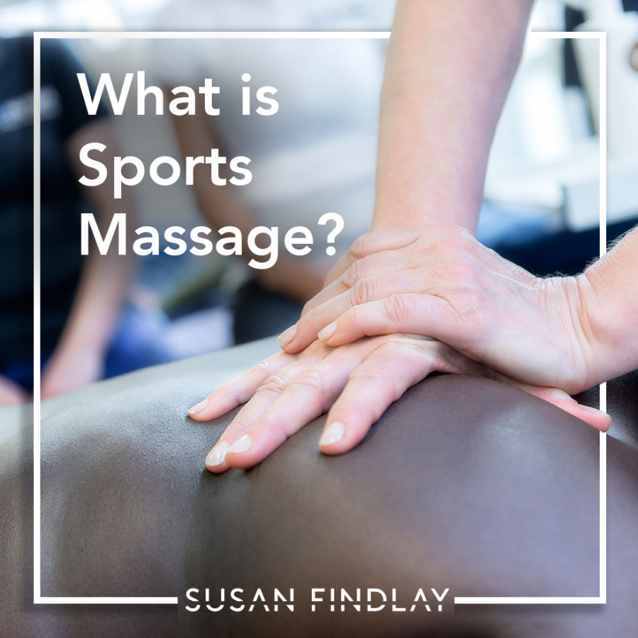 What is Sports Massage? Blog